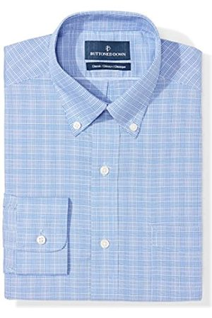 Buttoned Down Classic Fit Button Collar Pattern Camisa