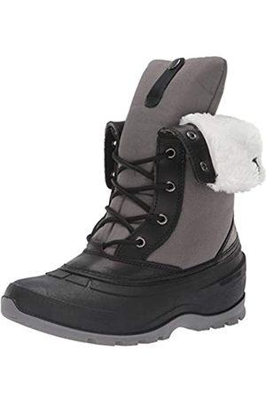 Kamik Harper2, Botas de Nieve para Mujer, (Charcoal-Charbon Cha)