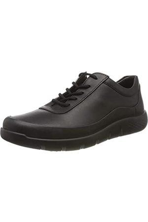 Hotter Rush, Zapatos de Cordones Oxford para Hombre, Black (Black 1)