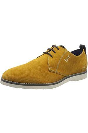 Bugatti 311919011400, Zapatos de Cordones Derby para Hombre, (Yellow 5000)