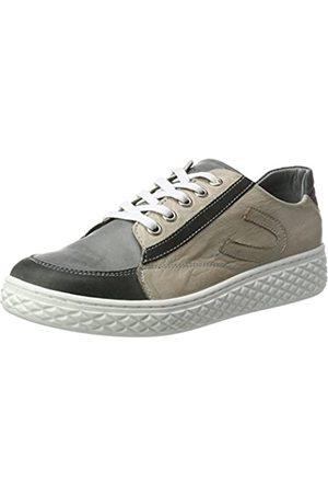 Andrea Conti 0344500, Zapatillas para Mujer, (Silbergrau/kombiniert 425)
