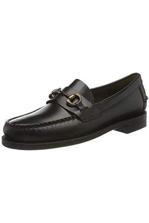 SEBAGO Classic Joe, Mocasines (Loafer) para Hombre, (Black 902)
