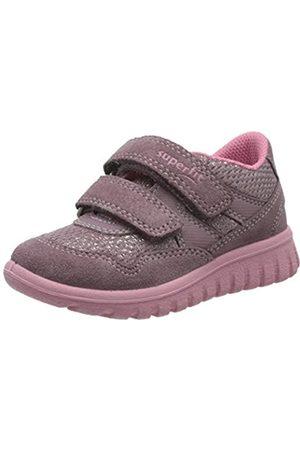 Superfit SPORT7 Mini, Zapatillas para Niñas, Morado (Lila/ 90)