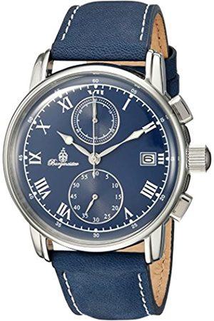 Burgmeister Reloj Unisex de Analogico con Correa en Piel BM334-133