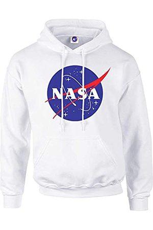 Brands In Limited NASA Classic Insignia Logo Camiseta