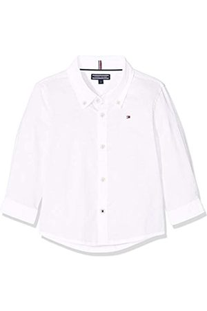 Tommy Hilfiger Boys Stretch Oxford Shirt L/s Blusa