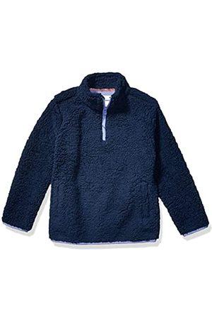 Amazon Quarter-Zip High-Pile Polar Fleece Jacket Outerwear-Jackets