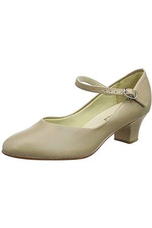 So Danca Ch50 Zapatos de Tap Mujer, (Tan)