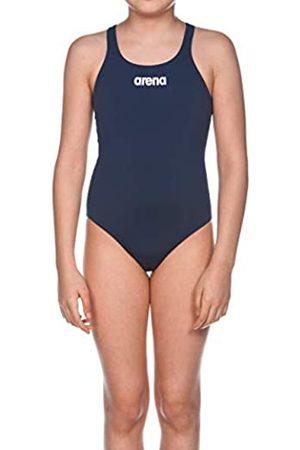 Arena G Jr Bañador Deportivo Niña Solid Swim Pro, Niñas