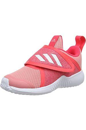 adidas Fortarun X CF I, Zapatillas Unisex Niños, Glory Pink/FTWR White/Shock Red