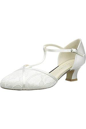 Paradox London Pink Artisan, Zapatos de Boda para Mujer, Marfil (Ivory 275)