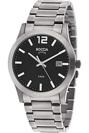 Boccia 3619-02 - Reloj de Pulsera para Hombre