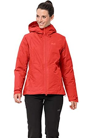 Jack Wolfskin Argon Storm - Chaqueta Impermeable para Mujer, Mujer, 1111591-3032004