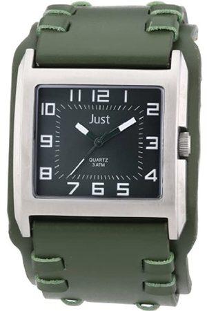 Just Watches 48-S8981-GR - Reloj analógico de Cuarzo para Hombre