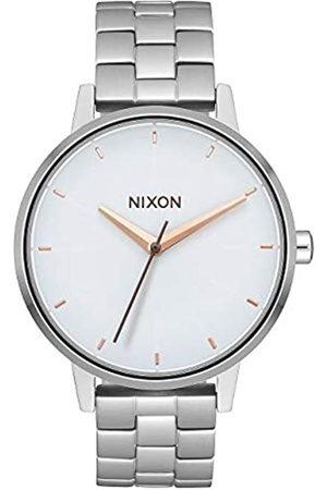Nixon Reloj Analógico para Unisex Adultos de Cuarzo con Correa en Acero Inoxidable A099-3029-00