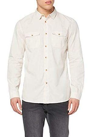 FIND Camisa con Bolsillos Estilo Utilitario para Hombre