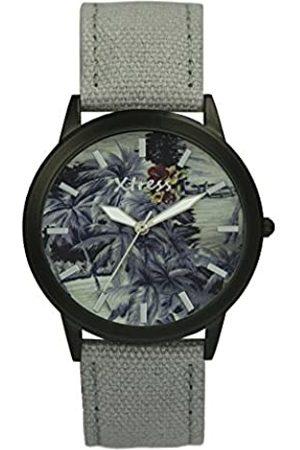 XTRESS RelojAnalógicoparaHombredeCuarzoconCorreaenNailonXNA1035-58