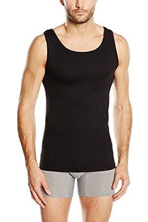 Lower East Camiseta interior de canalé para hombre, lote de 2