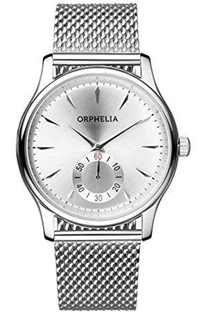 ORPHELIA Hombre-reloj analógico de cuarzo acero inoxidable OR53771188