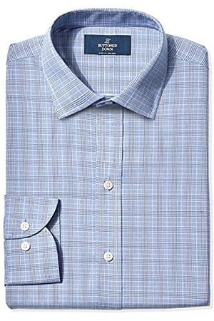 Buttoned Down Slim Fit Pattern Camisa