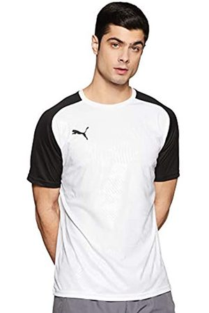 Puma Cup Training Jersey Core, Hombre, White Black