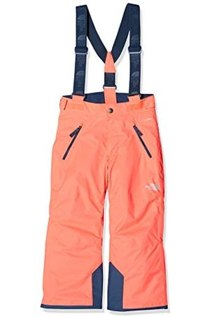 The North Face T934VX Pantalón Infantil con Tirantes Snowquest, Unisex niños
