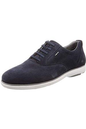 Geox U Nebula F B, Zapatos de Cordones Oxford para Hombre