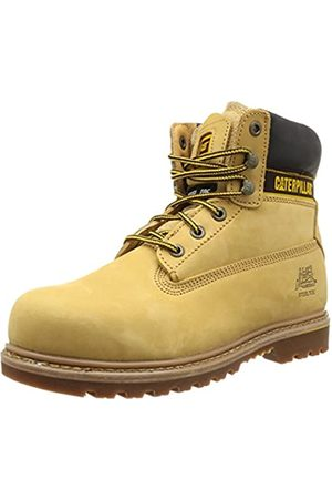 Caterpillar Footwear Holton SB - Botas de seguridad para hombre, (honey reset miel raz)