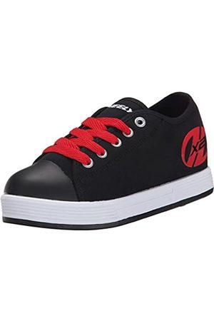 Heelys Fresh (770494) - Zapatillas de deporte para niños unisex, Black/Red