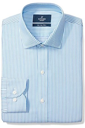 Buttoned Down Hombre Casual - Slim Fit Spread Collar Pattern Camisa