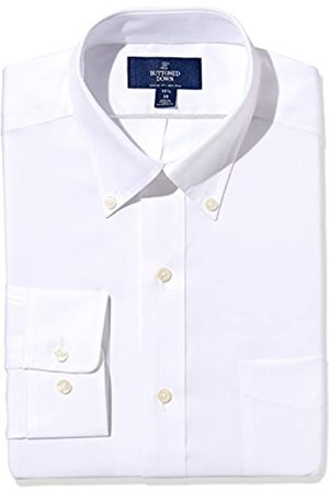 Buttoned Down Classic Fit Solid Pocket Options Camisa