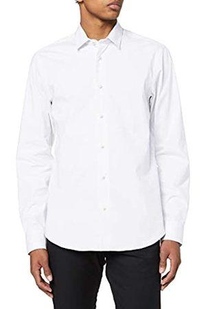 Scotch&Soda Nos Cotton Elastane Shirt Relaxed Fit Classic Collar Camisa