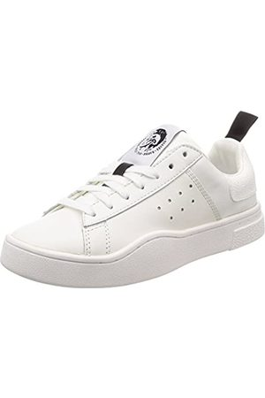 Diesel S-Clever Low W, Zapatillas para Mujer, (White/White H0038/P1729)