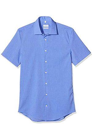 Seidensticker Herren Business Hemd Slim Fit Camisa