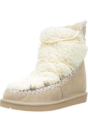 Gioseppo 46486, Botas Slouch para Mujer, Beige Camel