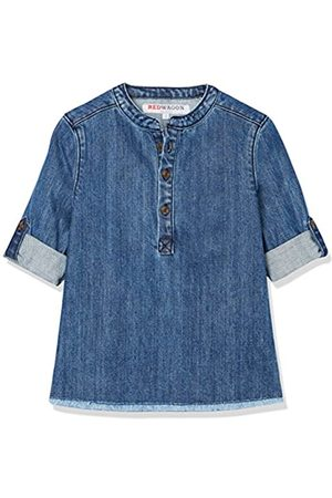 RED WAGON Marca Amazon - Camisa Vaquera para Niños, 122