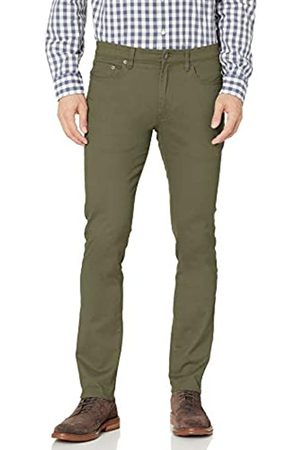 Amazon Skinny-Fit 5-Pocket Stretch Twill Pant Casual-Pants