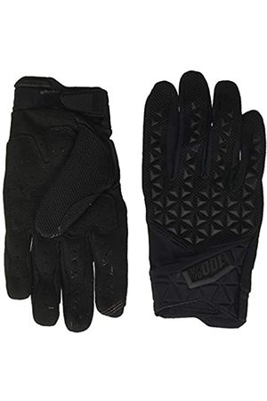 100 Percent AIRMATIC 100% Glove Black/Charcoal LG Guantes para ocasión Especial, Hombre