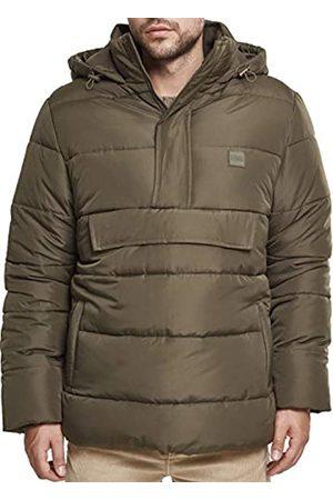 Urban classics Pull Over Puffer Jacket Chaqueta