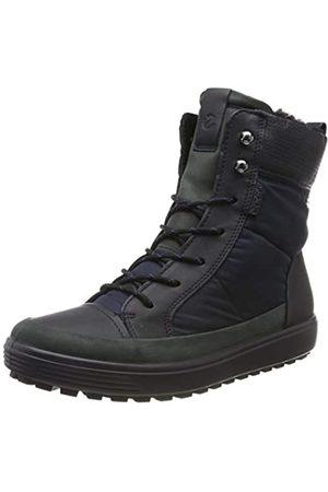 Ecco Soft 7 Tred W, Zapatillas Altas para Mujer, (Navy/Navy/Navy 51491)