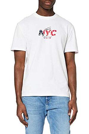 Tommy Hilfiger TJM NYC Small Logo tee Camiseta Deporte