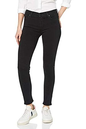 7 for all Mankind The Crop Vaqueros Skinny