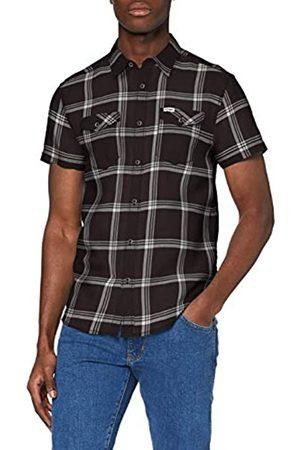 Wrangler SS 2 Pkt Flap Shirt Camisa