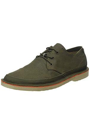 Camper Morrys, Zapatos de Cordones Derby para Hombre, (Medium Green 310)
