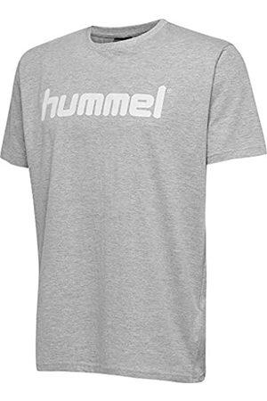 Hummel HMLGO Cotton Logo Camisetas, Hombre
