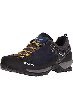 Salewa Ms Mtn Trainer GTX, Zapatos de Low Rise Senderismo para Hombre, (Night Black/Kamille 960)