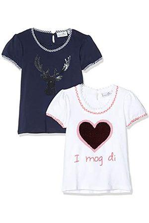 happy girls 7.93702E+11 Camiseta Bebe, 140 (Talla del Fabricante: 10)