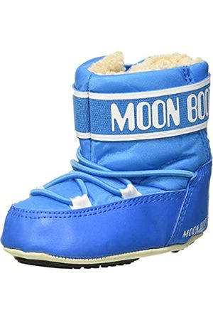 Moon-boot Crib 2, Botas de Nieve Unisex Niños, (Azu 001)