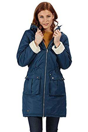 Regatta Romina - Chaqueta Impermeable y Transpirable con Capucha para Mujer, Mujer, RWP260 B5616L