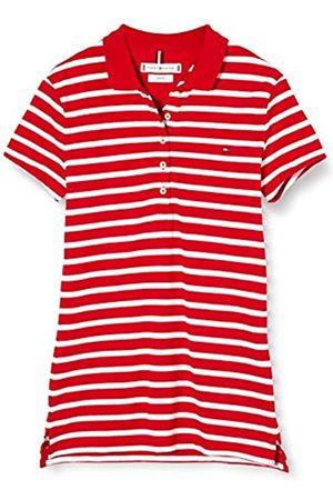 Tommy Hilfiger Short Sleeve Slim Polo Stripe
